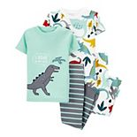 Toddler Carter's 4 Piece Pajama Set