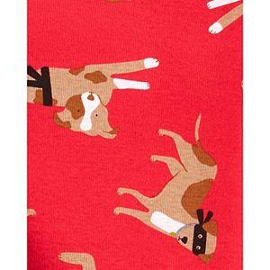 Toddler Boy Carter's 4 Piece Pajama Set