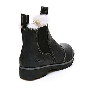 JBU Eagle Women's Water Resistant Chelsea Winter Boots