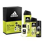 adidas Home & Gym Pure Game 4-Piece Gift Set - Eau de Toilette ($21.99 Value)
