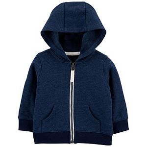 Baby Boy Carter's Zip-Up French Terry Hoodie