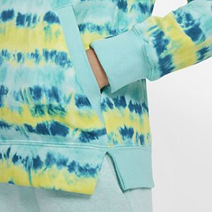 Girls 7-16 Nike Sportswear Tie-Dye Hoodie