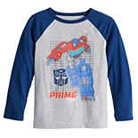 Boys 4-12 Jumping Beans® Transformers Prime Time Graphic Tee
