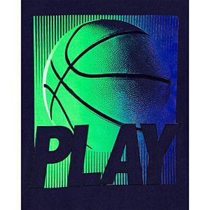Boys 4-14 Carter's Basketball Graphic Tee