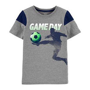 Boys 4-14 Carter's Soccer Graphic Tee