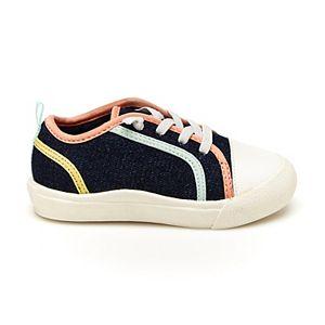 OshKosh B'gosh® Butter Toddler Girls' Sneakers