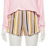Juniors' SO® Pajama Shorts