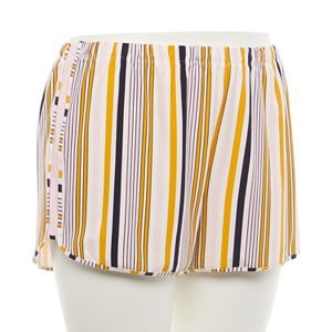 Juniors' Plus Size SO® Pajama Shorts