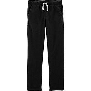 Boys 4-7 Carter's Pull-On Fleece Sweatpants