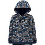 Boys 4-14 OshKosh B'gosh® Logo Fleece Hoodie