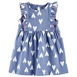 Baby Girl Carter's Chambray Dress