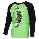 Boys 4-7 adidas Long-Sleeve Classic Camo Bos Tee