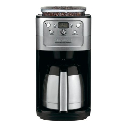Cuisinart Grind 'N Brew 12-Cup Thermal Coffee Maker