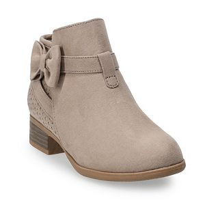 SO® Magnolia Girls' Ankle Boots
