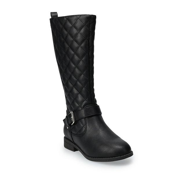 girls tall boots