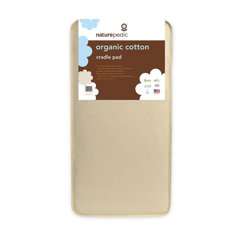 Naturepedic® Organic Cotton Cradle Mattress