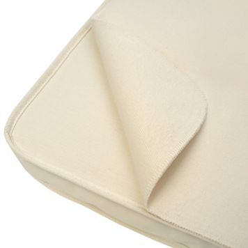 Naturepedic Organic Cotton Mattress Bassinet Protector Pad