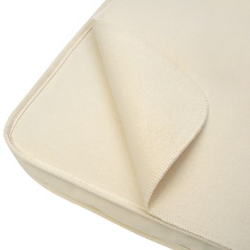 Naturepedic Organic Cotton Cradle Mattress Protector Pad