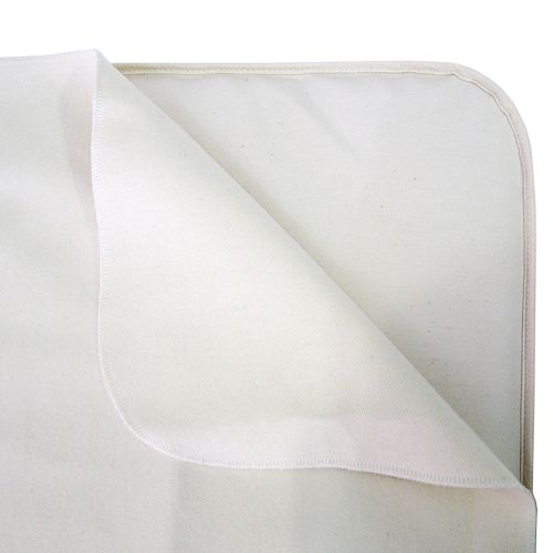 Naturepedic Organic Cotton Crib Mattress Flat Protector Pad