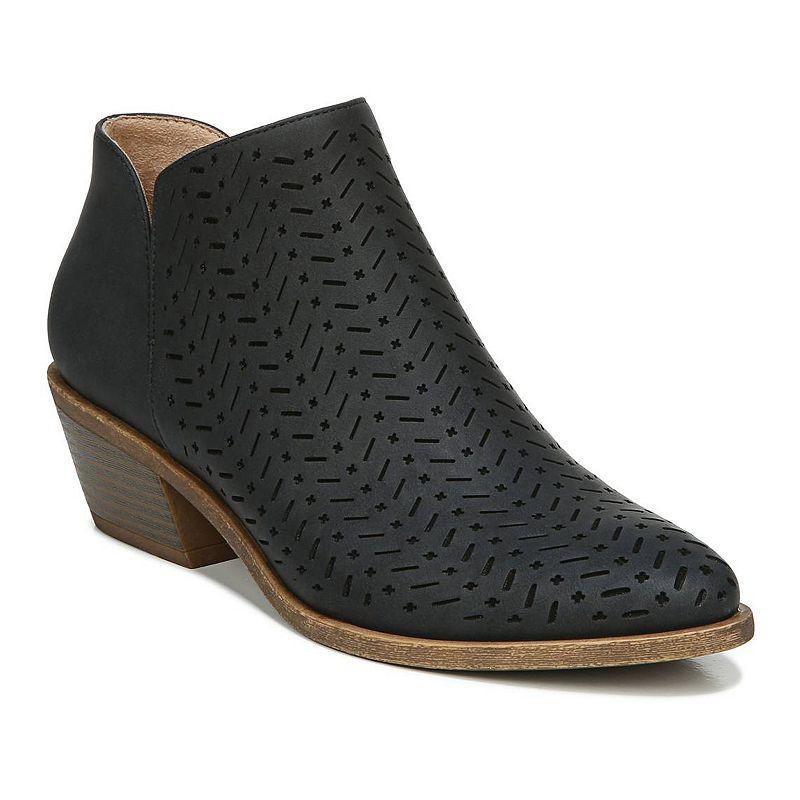 LifeStride Payton Women's Ankle Boots, Size: 10, Black