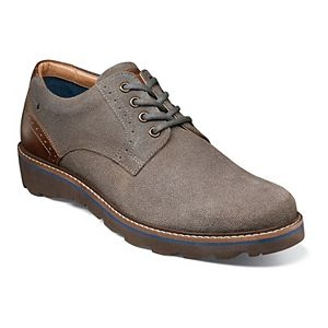 Nunn Bush Buchanan Men's Suede Oxford Shoes