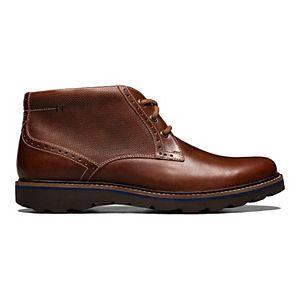 Nunn Bush Buchanan Men's Leather Chukka Boots