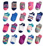 Girls Charlotte 20-Pack Socks