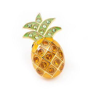 Men's Pineapple Lapel Pin
