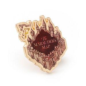 Men's Harry Potter Marauder's Map Lapel Pin