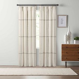 Sonoma Goods For Life® Finley 2-pack Window Curtain Set