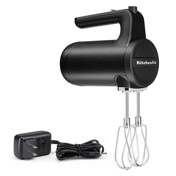 Kitchenaid Khmb732 Cordless 7 Speed Hand Mixer