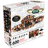 600-Piece Friends 2-in-1 Puzzle