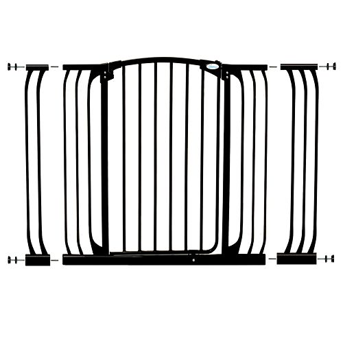 Dreambaby Chelsea Extra Tall Hallway Auto-Close Security Gate Set