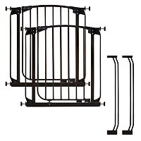 Dreambaby Chelsea Swing Gate Value Pack