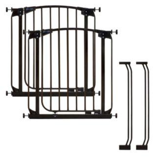 Dreambaby Chelsea Swing Gate Value Pack