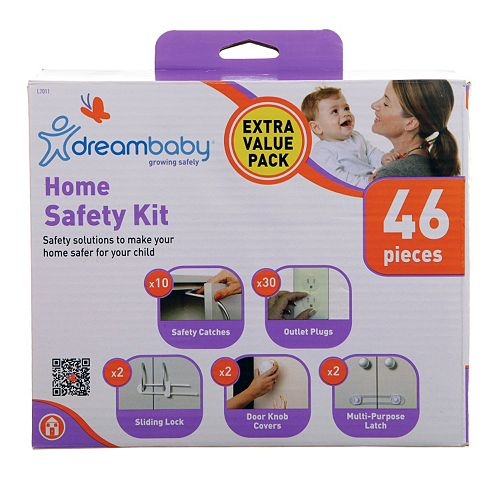 Dreambaby 46-pc. Home Safety Kit