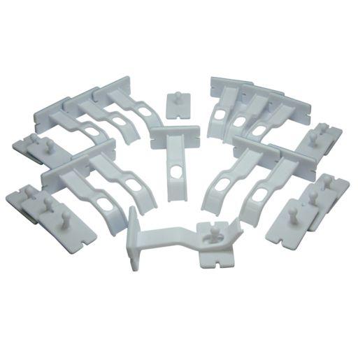 Dreambaby 12-pk. Adhesive Double Locks