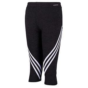 Girls 4-6x adidas Core Stripe Capri Leggings