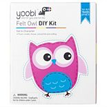 Yoobi DIY Felt Owl Kit