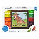 Yoobi DIY Melty Beads Dinosaur Kit
