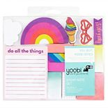 Yoobi Sticky Note Set
