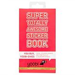 Yoobi Sticker Book