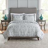 Croft & Barrow® Damask Comforter Set