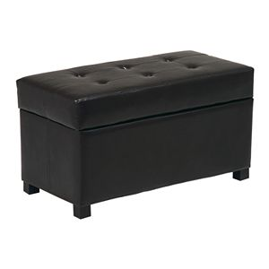 Amazing Sonoma Goods For Life Madison Storage Bench Ottoman Ncnpc Chair Design For Home Ncnpcorg