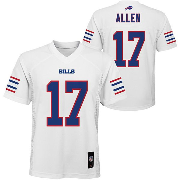 Boys 8-20 Buffalo Bills Josh Allen Alternative Jersey