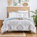 Modern Threads Castell Complete Bedding Set