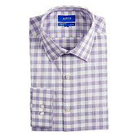 Apt. 9 Mens Slim-Fit Premier Flex Collar Stretch Dress Shirt Deals