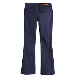 Girls 7-16 Unionbay Hayden Twill Trouser Pants