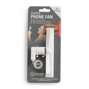 Kikkerland Phone Fan