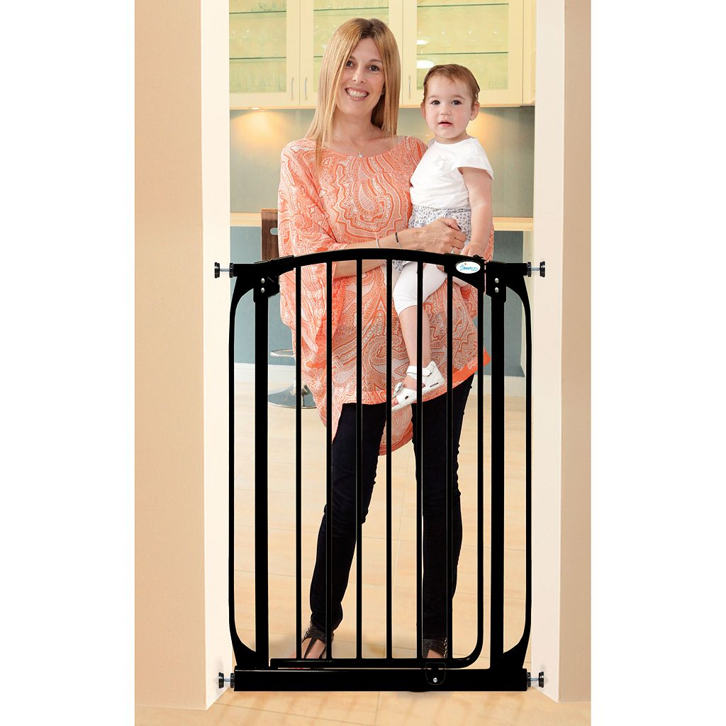 Dreambaby Chelsea Tall Auto-Close Security Gate Value Pack